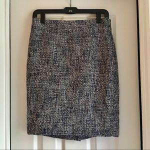 Classy J. Crew soft knit pencil skirt !!🧶